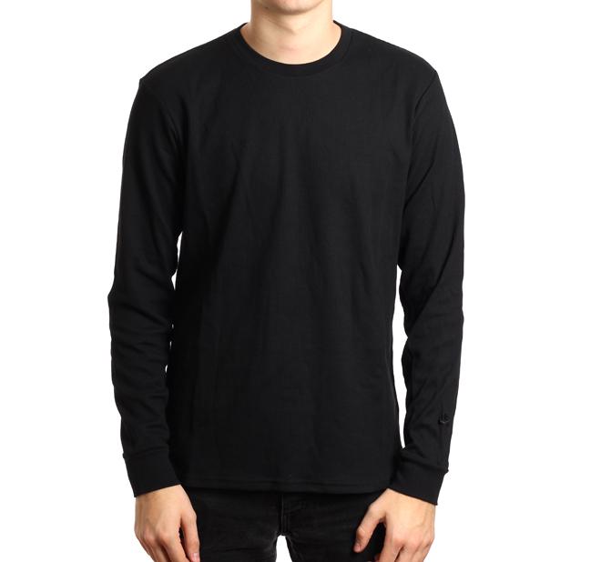 Nike SB Longsleeve Thermal Black / Black