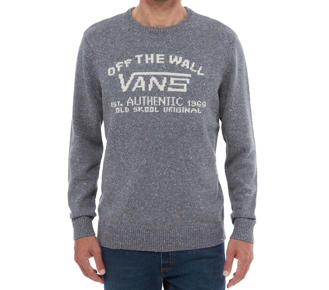 Vans Reedley Sweater Pewter