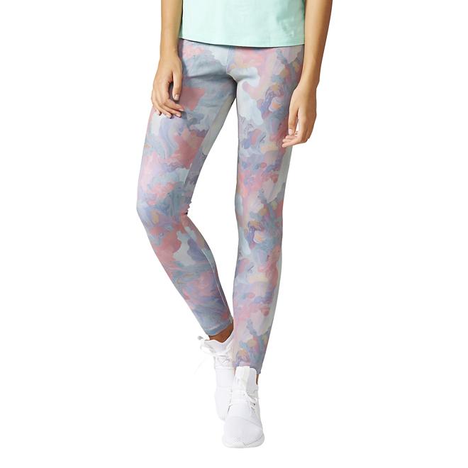 Adidas Pastel Leggings Multicolor