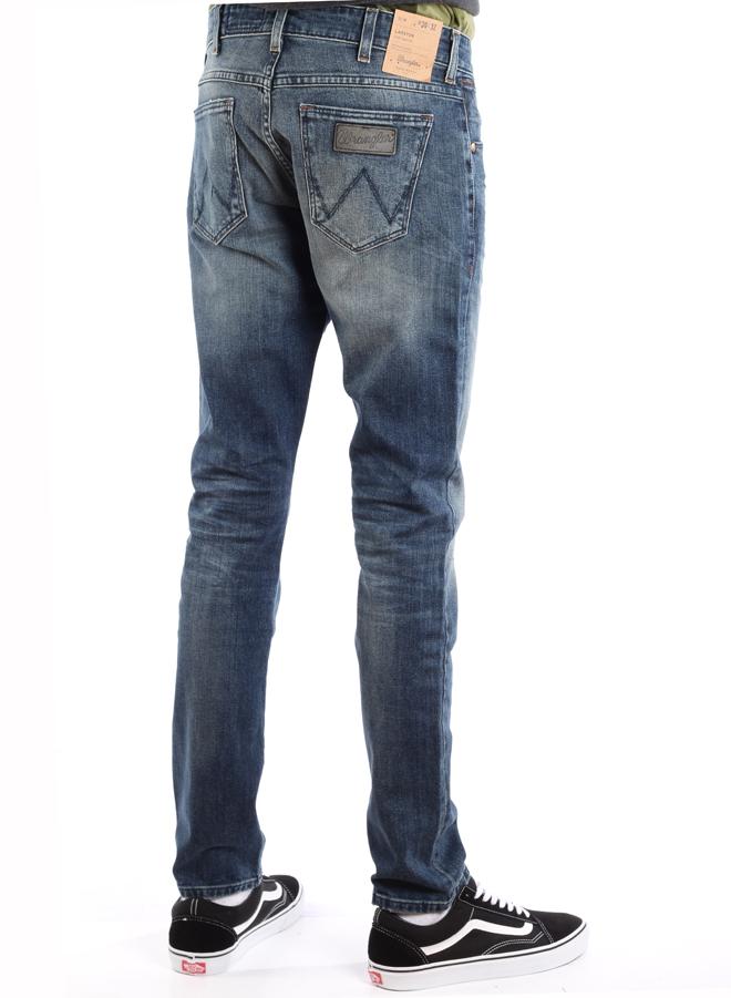 Wrangler Larston Jeans Big Rush