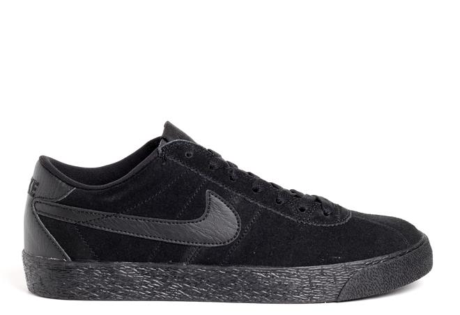 Nike SB Bruin Premium SE Black / Black