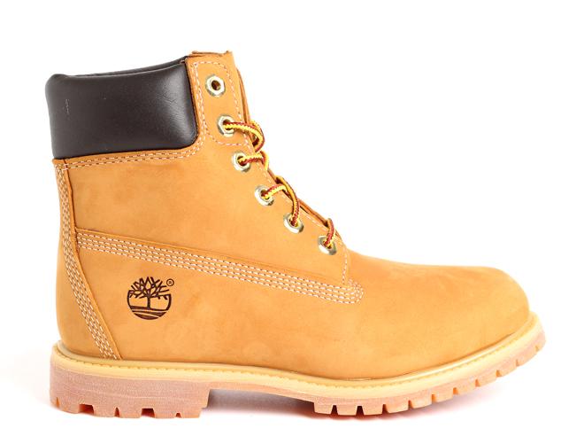Timberland Womens 6 Inch Premium Boot Wheat
