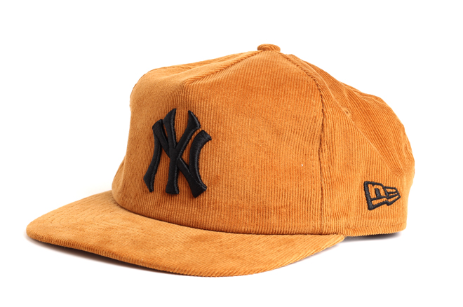 New Era MLB Coop Corduroy Yankees