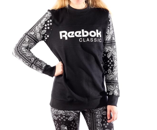 Reebok Havana Sweater Black