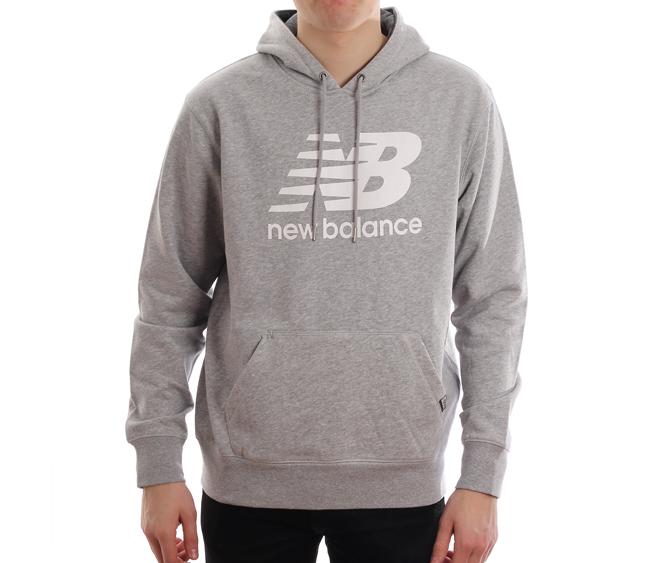 New Balance Classics Hoodie Athletic Grey