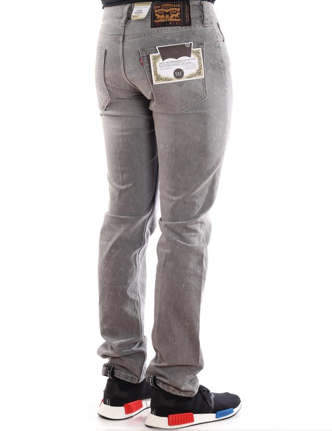 Levi's Skateboarding 511 Slim Fit Jeans Union