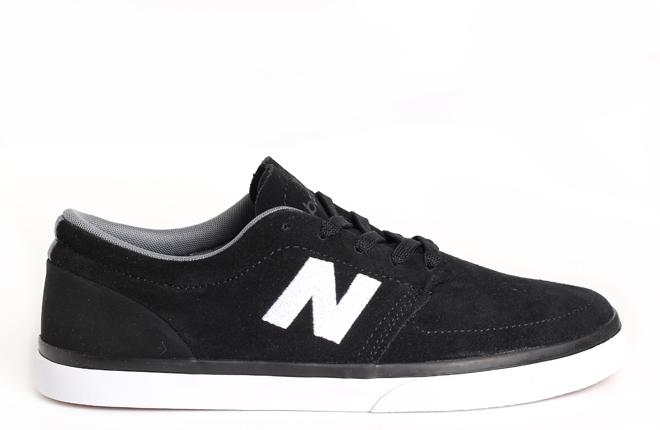 New Balance Numeric 345 Black / White