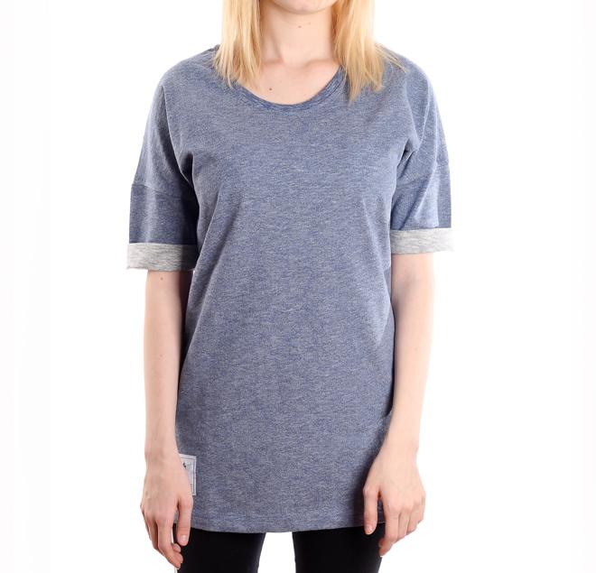 Makia Womens Lighthouse Sweatshirt Blue