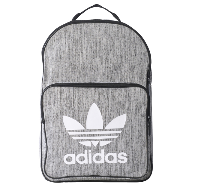 Adidas Classic Casual Backpack Black - Boardvillage 7059f9dc67