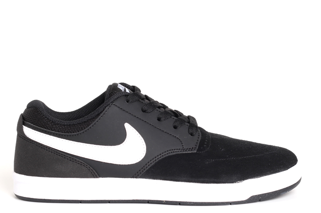 Nike SB Fokus Black / White