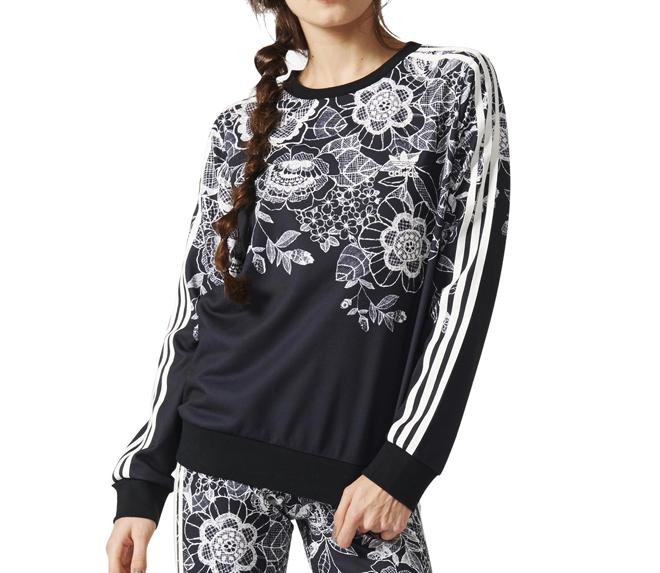 Adidas Womens Florido Sweatshirt