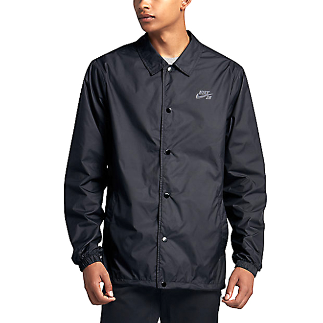 Nike SB Shield Jacket Black / Cool Grey