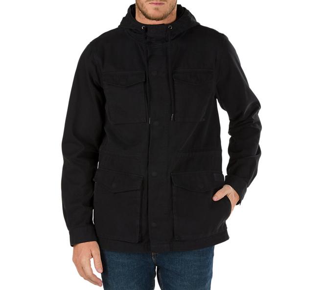 Vans Gaskin Jacket Black