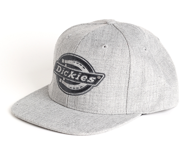 Dickies Oakland Cap Grey Melange