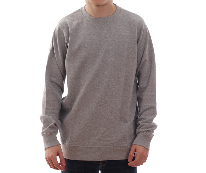 Dickies Washington Sweatshirt Grey Melange
