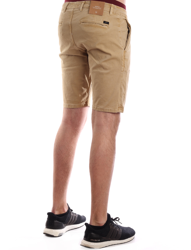 Makia Chino Shorts Khaki