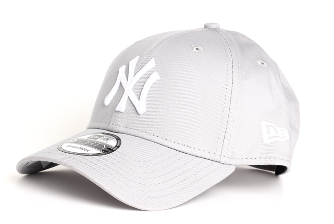 New Era 940 New York Yankees Grey