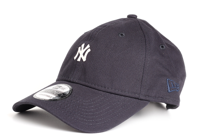 New Era 920 Classic Mini Logo New York Yankees Navy
