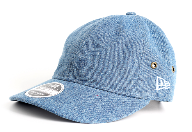 New Era 950 Washed Denim Low Profile