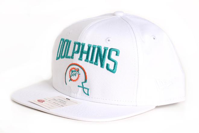 New Era 950 A-Frame Heritage Miami Dolphins