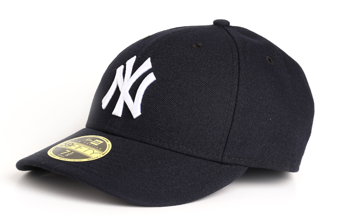 New Era 5950 Authentic New York Yankees Low Profile