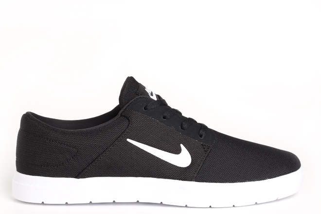 Nike SB Portmore Ultralight Black / White