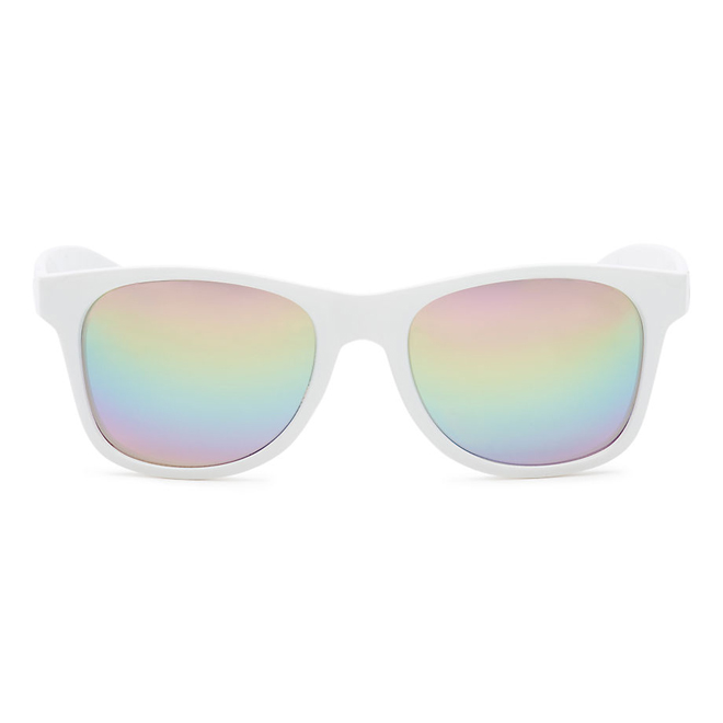 Vans Spicoli 4 Shades Translucent White / Rainbow Mirror