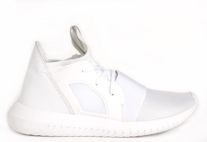 Adidas Womens Tubular Defiant White / White