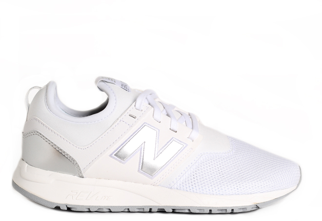 womens new balance 247 white