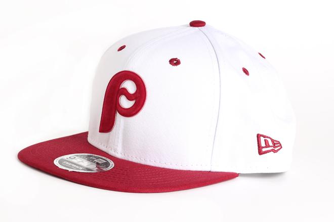 New Era 950 Flock Logo Snapback Philadelphia Phillies