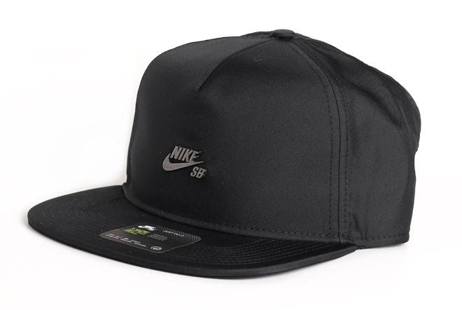Nike SB Dri-Fit Cap Black   Dark Antique Black - Boardvillage 709f6f590255