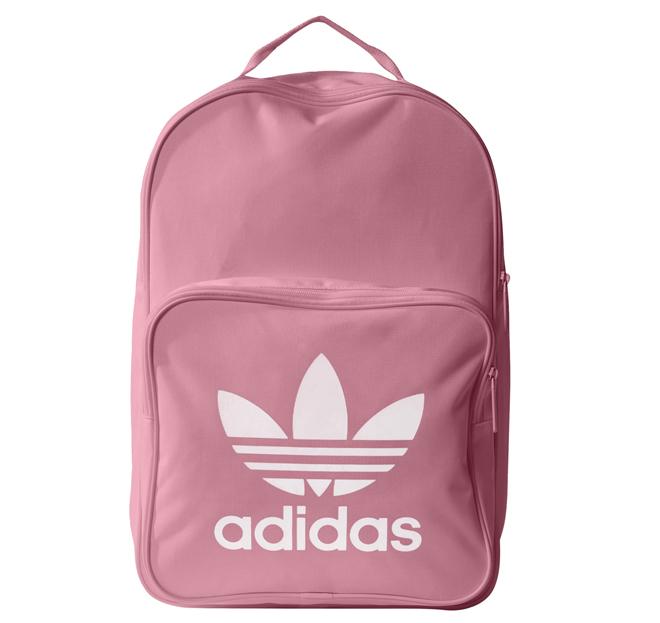 adidas trefoil backpack easy pink boardvillage. Black Bedroom Furniture Sets. Home Design Ideas