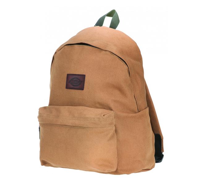Dickies Owensburg Backpack Brown Duck - Boardvillage a94ec9cccd
