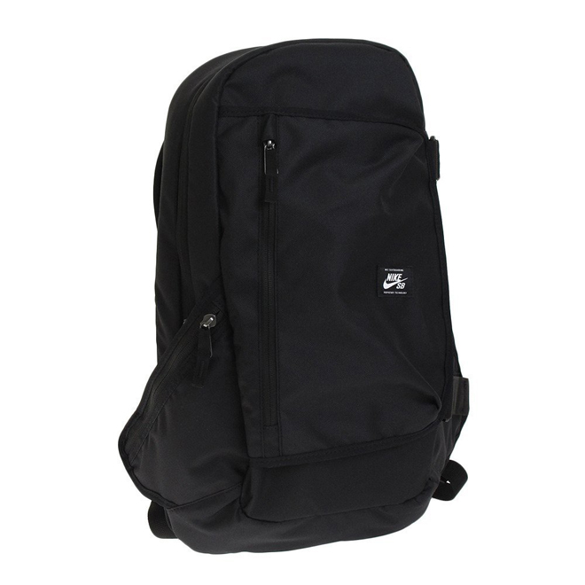 639d19d622 Nike SB Shelter Backpack Black   Black   White - Boardvillage