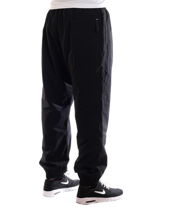 7de248401834 Nike SB Flex Pants Black   White - Boardvillage