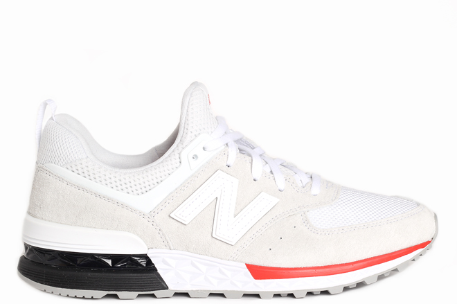 factory price d969e efd71 New Balance 574 Sport Off White - Boardvillage