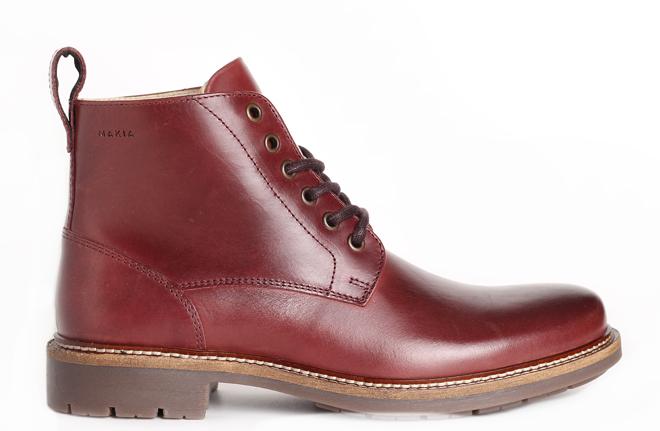 Makia Avenue Boot Burgundy - Boardvillage bbb23c9de10