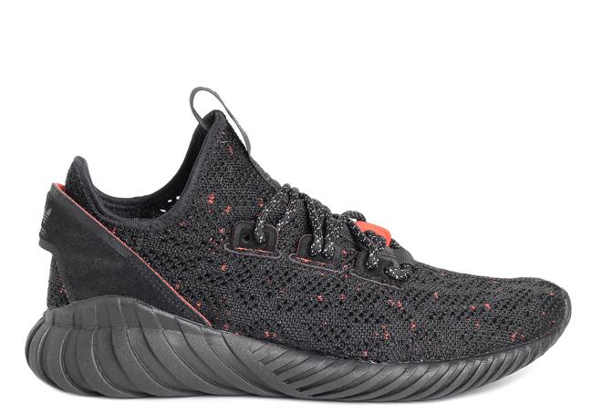 903982bcd160de Adidas Tubular Doom Sock Core Black   Core Black - Boardvillage