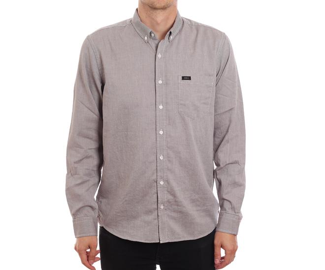 Makia Flagship Shirt Khaki