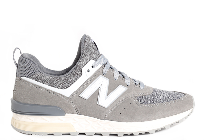 New Balance 574 Sport Grey / White