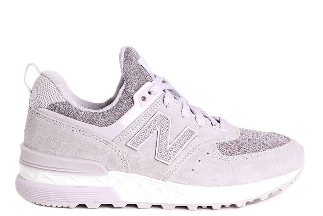 sports shoes 7b4a4 4c637 New Balance Womens 574 Sport Thistle / Cyclone - Boardvillage