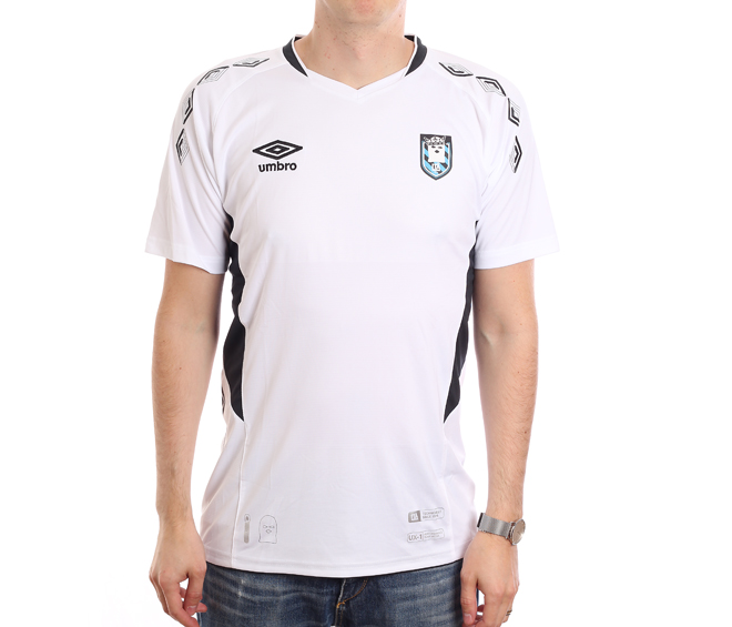 Itä X Umbro Shortsleeve Player Skin Suit White