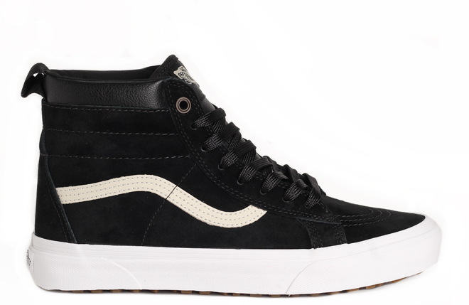 49370a8106ec Vans SK8-Hi MTE Black   Night - Boardvillage