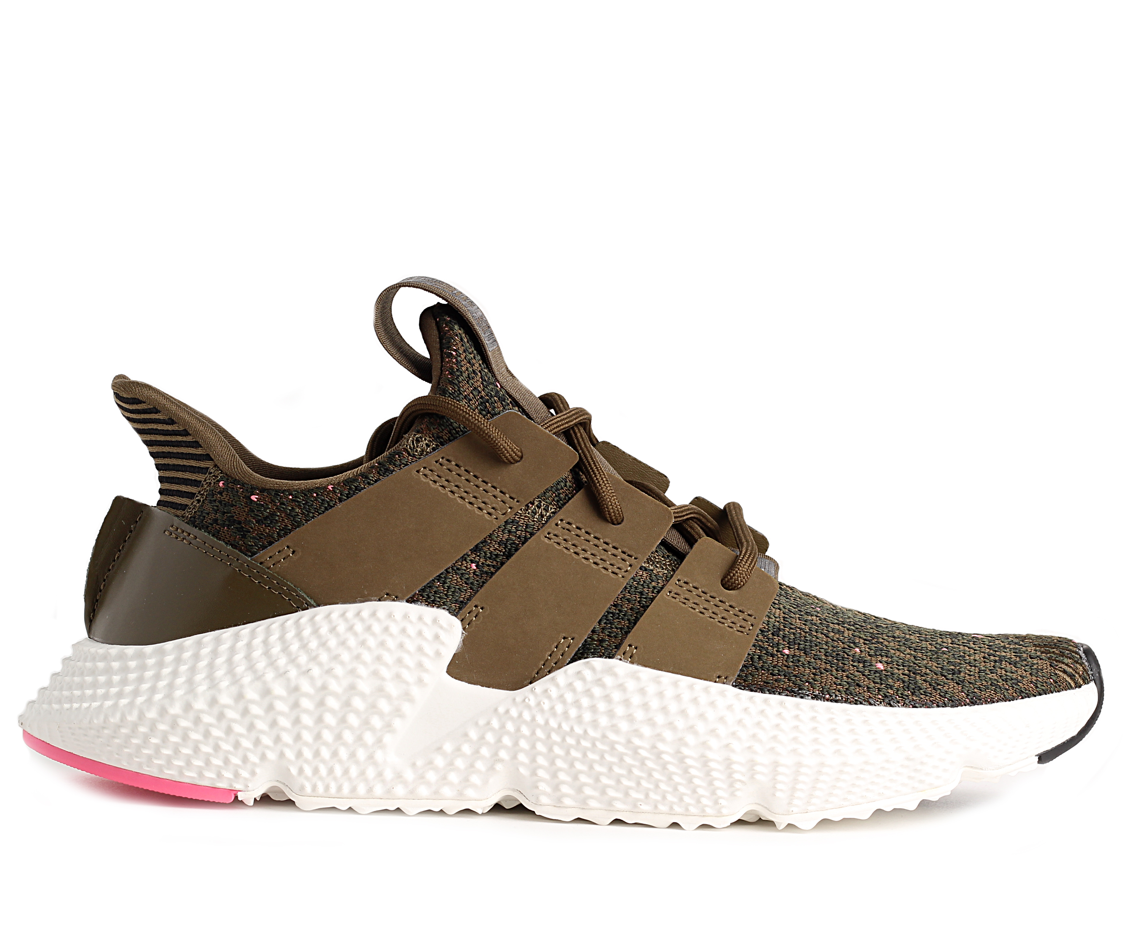 Adidas Prophere Trace Olive / Trace Olive / Chalk Pink - Boardvillage
