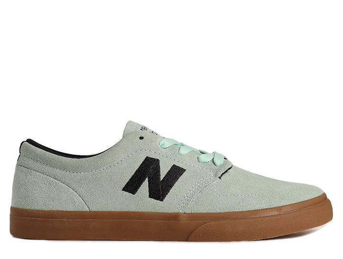 New Balance Numeric 345 Mint / Black