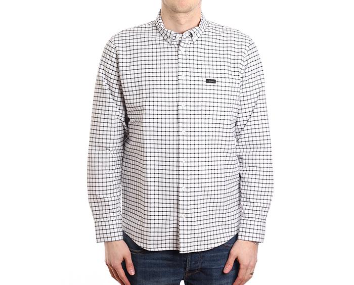 Makia Keeper Shirt White