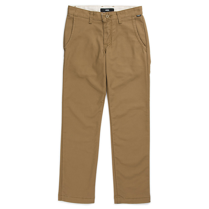 Vans Youth Authentic Stretch Chino Brown