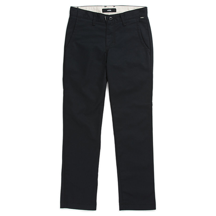 Vans Youth Authentic Stretch Chino Black