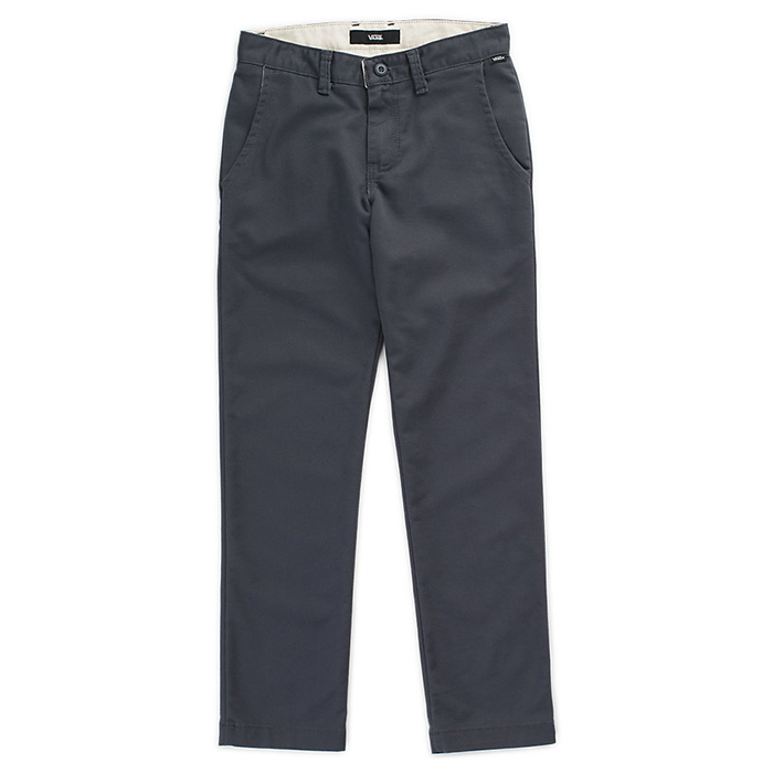 Vans Youth Authentic Stretch Chino Asphalt