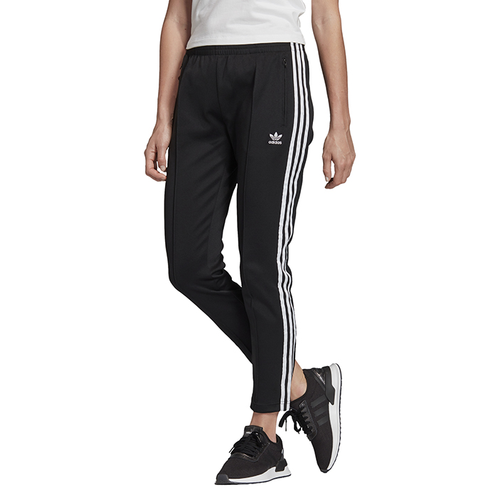 Adidas Originals Womens SST Track Pants Black